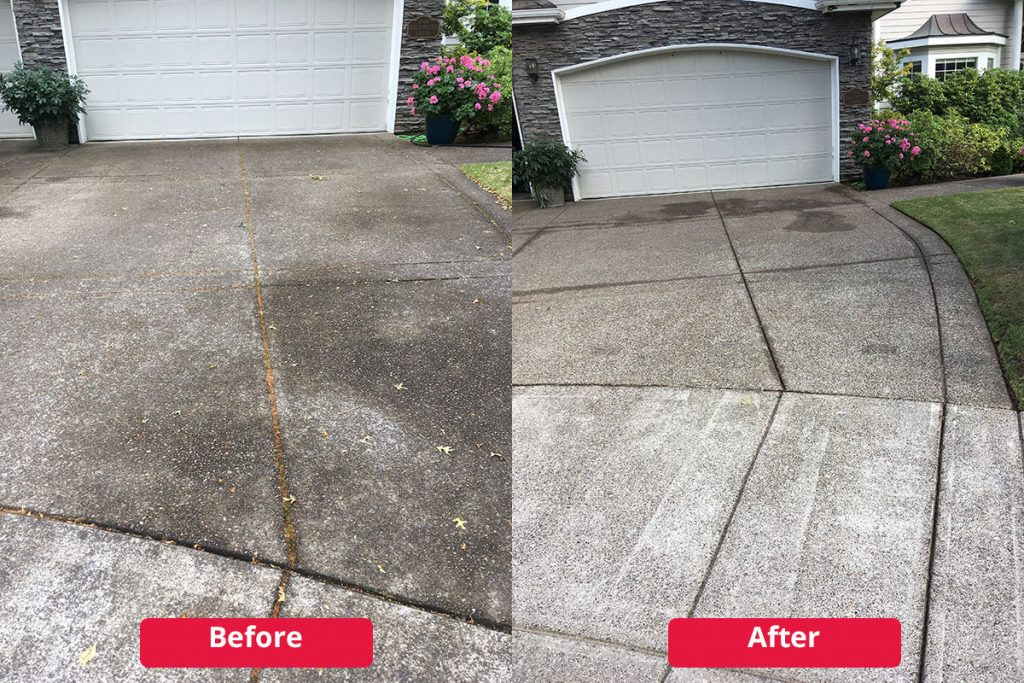 Eugene Power Washing